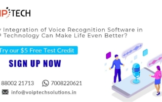 Voice Recognition Using VoIP Technology