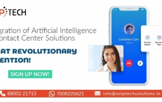 Artificial Intelligence in Contact Center Solutions