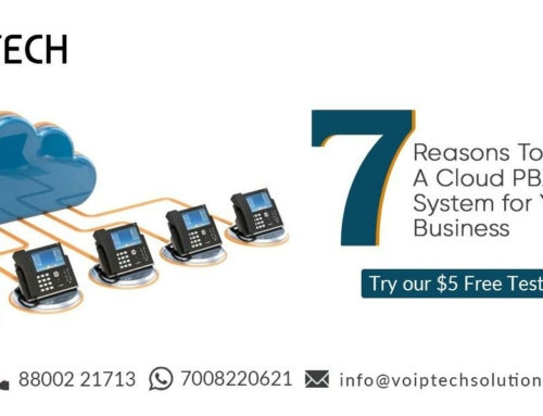 7 Reasons To Consider A Cloud PBX Phone System for Your Business