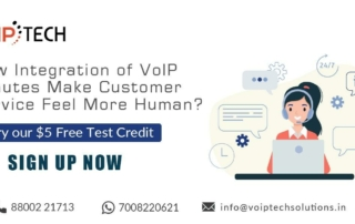 VoIP Minutes for Customer Care