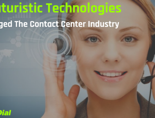 4 Futuristic Technologies That Has Brought Great Changes In The Contact Center Industry