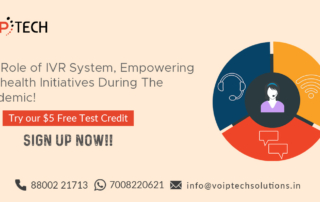 The Role of IVR System, Empowering Telehealth Initiatives During The Pandemic!, IVR System, VoIP tech solutions, vici dialer, virtual number, Voip Providers, voip services in india, best sip provider, business voip providers, VoIP Phone Numbers, voip minutes provider, top voip providers, voip minutes, International VoIP Provider