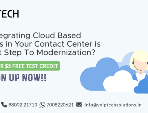 Why Integrating Cloud Based Solutions in Your Contact Center is The First Step To Modernization?
