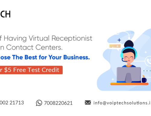 Benefits of Having Virtual Receptionist Software in Contact Centers. Tips to Choose The Best for Your Business.