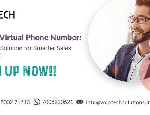 Business Virtual Phone Number: An Ultimate Solution for Smarter Sales and Support!