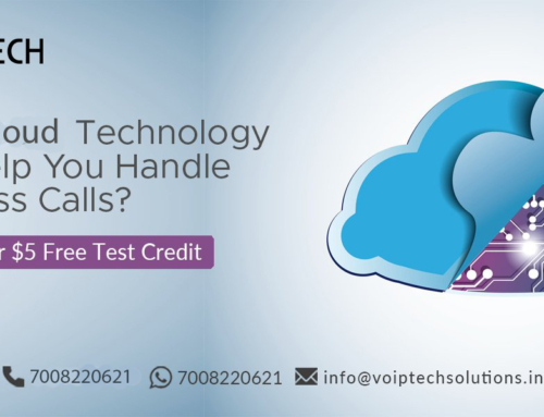 How cloud technology Can Help You Handle Business Calls?