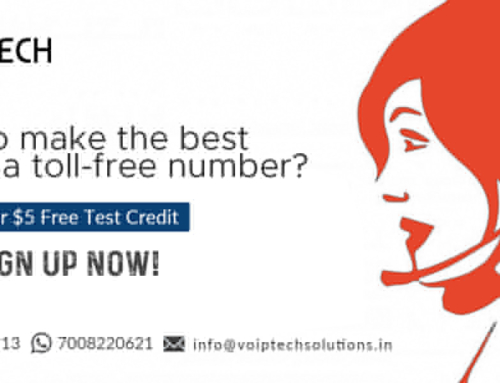 How to make the best use of a toll-free number?