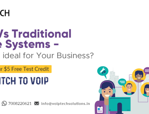 VoIP Vs Traditional Phone Systems – Which is Ideal for Your Business?
