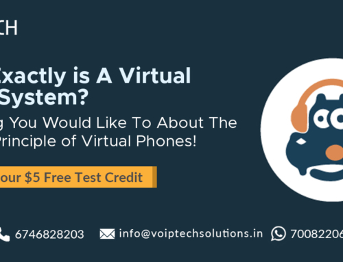 What Exactly is A Virtual Phone System? Everything You Would Like To About The Working Principle of Virtual Phones!