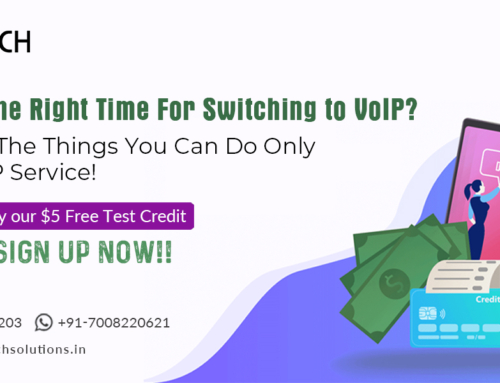What Is The Right Time For Switching to VoIP? Here Are The Things You Can Do Only With VoIP Service!