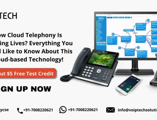 How Cloud Telephony Is Touching Lives? Everything You Would Like to Know About This Cloud-based Technology!