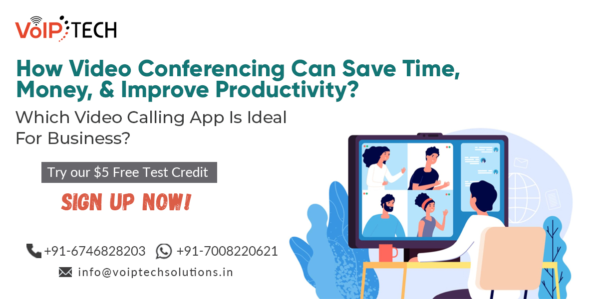 VoIP tech solutions, vici dialer, virtual number, Voip Providers, voip services in india, best sip provider, business voip providers, VoIP Phone Numbers, voip minutes provider, top voip providers, voip minutes, International VoIP Provider, Video Calling App, How Video Conferencing Can Save Time, Money, & Improve Productivity? Which Video Calling App Is Ideal For Business?