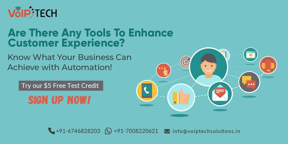 Are There Any Tools To Enhance Customer Experience? Know What Your Business Can Achieve with Automation , VoIP tech solutions, vici dialer, virtual number, Voip Providers, voip services in india, best sip provider, business voip providers, VoIP Phone Numbers, voip minutes provider, top voip providers, voip minutes, International VoIP Provider