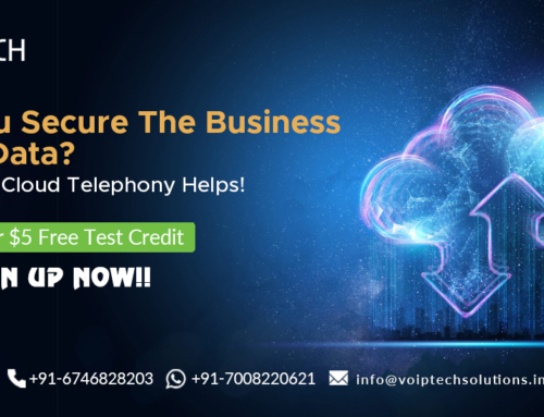 Can You Secure The Business Cloud Data? Know How Cloud Telephony Helps!