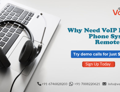 Why Need VoIP Business Phone System For Remote Selling?