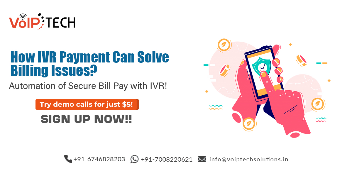 How IVR Payment Can Solve Billing Issues? Automation of Secure Bill Pay with IVR!, VoIP tech solutions, vici dialer, virtual number, Voip Providers, voip services in india, best sip provider, business voip providers, VoIP Phone Numbers, voip minutes provider, top voip providers, voip minutes, International VoIP Provider