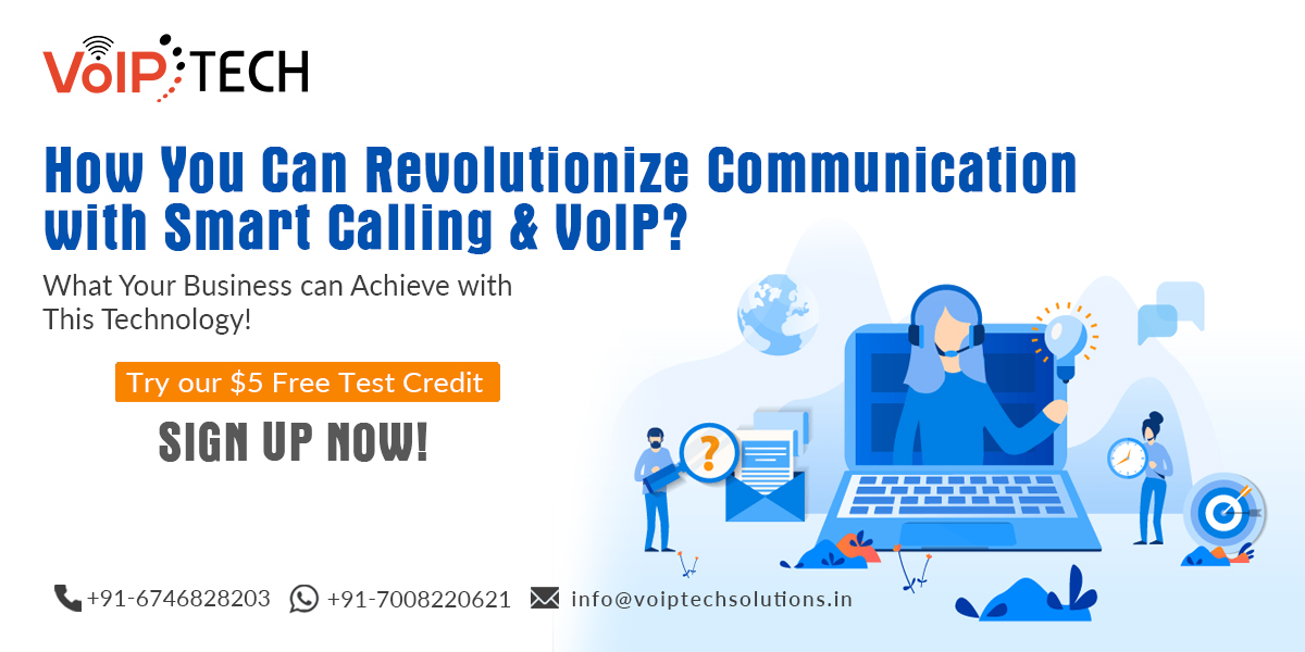 VoIP mobile phone service, How You Can Revolutionize Communication with Smart Calling & VoIP? Know What Your Business can Achieve with This Technology! How mobiles became smartphones? Do you have any idea? Well, you can say the recent technical advancements have led to the same, but can you single out a name? The technical advancement of VoIP has taken mobile phones into the next level in terms of ease of use and innovation. And, businesses these days should not limit themselves to phone systems only, as Mobile VoIP for Business can be the decider between a successful venture and vice-versa. The Mobile VoIP for Business can work with smartphones of all types, be it 4G, 5G or other source of internet, employees can turn their smartphone into an office fort. No matter where they are present, they can make & take VoIP calls on their mobile phones. Keep the features on one side, think of what else you can do with it! Literally you can go for any mode of communication with available Wi-Fi connection, avoiding unnecessary expenditures of internet data packs and monthly bills. Smartphone users can call, send text, and perform other common smartphone activities, without being charged for the same. Isn't that great? As the data passes through VoIP technology's digital transmission, it becomes faster than any other medium as the data transmission takes place in several multiple packets. So, what's the difference? These data packets find the quickest route to reach the destination. With Wi-Fi hotspot connections, you can bring down the carrier's chargeable internet services to a minimum and keep the cost under control. You can take your monthly data pack plan as an example, wouldn't you pay an extra amount for surpassing your bandwidth limit? You have all the freedom to choose any VoIP mobile phone service, eliminating the need for voice data plans and added features you would like to go for. The best part of using VoIP mobile phone service is, you have the world of flexibility to choose your plans, VoIP minutes you need, which was not the case with the regular mobile calling/data packs. We can say that you are no more limited to a certain extent. With VoIP mobile phone services, you are allowed to make unlimited local, national, and international calls from anywhere, anytime without being charged that your previous service providers used to. What features do you get with Mobile VoIP? What extra? Well, this question is particularly developed for the netizens that want no limit to the communication channels. The time you choose Mobile VoIP services, you are now more limited to certain functionalities related to general mobile calling & data usage packs. Think what you are now able to do that you were not allowed to do earlier: You are going to make big saving from the rollover minutes Gone are the days of, sending limited text messages per day You are not charged for roaming that generally come with traveling overseas or states Availability of night time or special weekend minutes for less Buy extra minutes No incoming charges, no extra burden Why must a business go for Mobile VoIP integration? Mobiles have become smarter, why pay when you can call for free: With mobile VoIP services, you are surely going to be on the winning side, as you avail a number of advanced features that can be easily integrated with the mobile app. You can make HD quality video calls or chat with a group of people without any interruption. Don't you get bored using the old features, expect more: A simple software takes care of all the VoIP mobile services activities that can be performed on your smartphone. You can ask you VoIP service providers to provide you with apps. Reputed VoIP Service Providers in India, like VoIPTech Solutions can combine 100+ features with VoIP mobile apps together to make your job easier. Out-of-the-box Functionalities: The best part is, you can utilize the VoIP mobile function with other VoIP services as well. For that what you need to do is, just to unlock the mobile handset. Most of the apps that come with Mobile VoIP services can be piggybacked on your previous or current data pack, so it doesn't need unlocking. Cost-savvy Features that save you big: You can bring down your monthly bills to a half pr even less with the VoIP mobile calling services. You can buy the data plan as a whole and reap the benefits of unlimited calling, texting, video calling, and more Do you really need Mobile VoIP? With so many benefits and future advancements, there is no reason you should not opt for the Mobile VoIP! By the way, modern-day customers want more from business in terms of technology, service, and 24/7 response. Do you really think that you are there? With growing popularity and demand for the flexibility of remote working, VoIP mobile phone services are set to be the #1 choice for businesses of all sizes. As every business house aiming to go international, by streamlining their operations and reducing the overall communication costs, VoIP mobile for businesses has become an ultimatum. Businesses that require travelling very often will find VoIP mobile services very useful and productive as well. As you are not bound to the office location anymore, where there is your mobile, there is your office. It is also an ideal way to save costs related to travelling and communication. Especially when it comes to international or long distance calling. The calls get cheaper and you won't have to pay any roaming charges as well. And, to your knowledge having features like, video chatting, caller id display, group chatting, conferencing, or 3-way calling can take your business communication to the next level. Are you a call center or any business, looking for VoIP Providers that can integrate mobile VoIP services? You couldn't have a better choice than VoIPTech Solutions. We offer you a robust and fully-functional mobile VoIP features that work on any mobile device. With us you get international phone numbers over 165 countries. Our paid plan starts at $10 per month and goes up to $20 per month. Our VoIP services come with an extensive range of features to meet your business requirements. Sign Up and get FREE $5 credit today! For more info, call: +91-6746828203. Meta Title: Mobile VoIP for Business || VoIPTech Solutions Meta Desc: Integrate Mobile VoIP for Business with VoIPTech Solutions. We offer you robust & fully-functional mobile VoIP solutions that work on any smart devices. Call: +91-6746828203. Keyword: Mobile VoIP for Business, VoIP tech solutions, vici dialer, virtual number, Voip Providers, voip services in india, best sip provider, business voip providers, VoIP Phone Numbers, voip minutes provider, top voip providers, voip minutes, International VoIP Provider