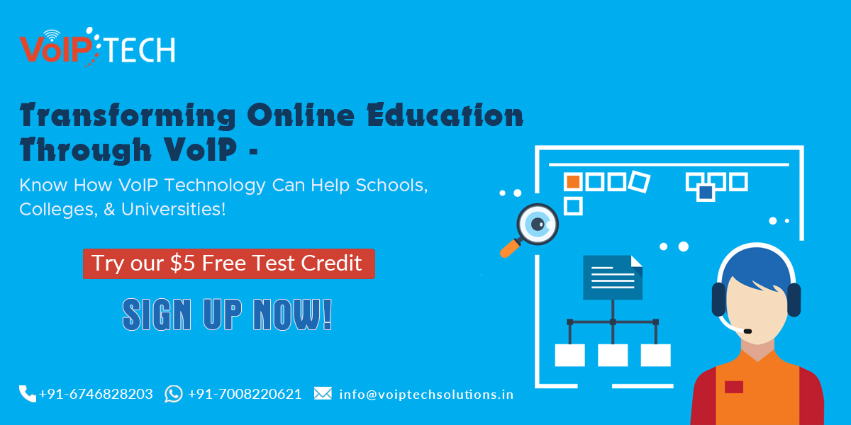 Transforming Online Education Through VoIP - Know How VoIP Technology Can Help Schools, Colleges, & Universities!, VoIP tech solutions, vici dialer, virtual number, Voip Providers, voip services in india, best sip provider, business voip providers, VoIP Phone Numbers, voip minutes provider, top voip providers, voip minutes, International VoIP Provider
