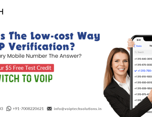 What is The Low-cost Way for OTP Verification? Is A Temporary Mobile Number The Answer?