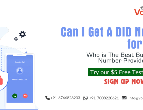 Can I Get A DID Number for Free? Who is The Best Business DID Number Provider in India?
