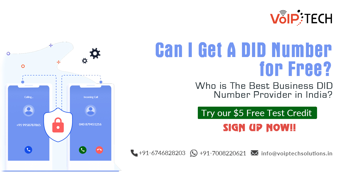 Can I Get A DID Number for Free? Who is The Best Business DID Number Provider in India?, DID Number, VoIP tech solutions, vici dialer, virtual number, Voip Providers, voip services in india, best sip provider, business voip providers, VoIP Phone Numbers, voip minutes provider, top voip providers, voip minutes, International VoIP Provider
