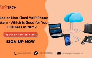 Non-Fixed VoIP Phone System, Fixed or Non-Fixed VoIP Phone System - Which is Good for Your Business in 2021?,VoIP tech solutions, vici dialer, virtual number, Voip Providers, voip services in india, best sip provider, business voip providers, VoIP Phone Numbers, voip minutes provider, top voip providers, voip minutes, International VoIP Provider