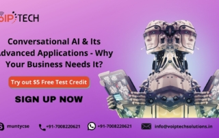 Conversational AI, Conversational AI & Its Advanced Applications - Why Your Business Needs It? , VoIP tech solutions, vici dialer, virtual number, Voip Providers, voip services in india, best sip provider, business voip providers, VoIP Phone Numbers, voip minutes provider, top voip providers, voip minutes, International VoIP Provider
