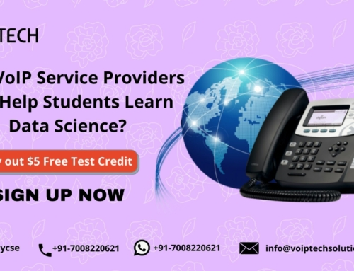 How VoIP Service Providers Can Help Students Learn Data Science?