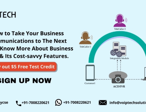 How to Take Your Business Communications to The Next Level? Know More About Business VoIP & Its Cost-savvy Features.