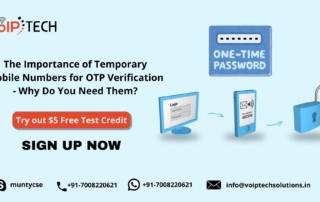 Temporary Mobile Numbers, The Importance of Temporary Mobile Numbers for OTP Verification - Why Do You Need Them?, Exploring The VoIP Technology from Business Point of view. Pros & Cons! ,VoIP Business, VoIP tech solutions, vici dialer, virtual number, Voip Providers, voip services in india, best sip provider, business voip providers, VoIP Phone Numbers, voip minutes provider, top voip providers, voip minutes, International VoIP Provider
