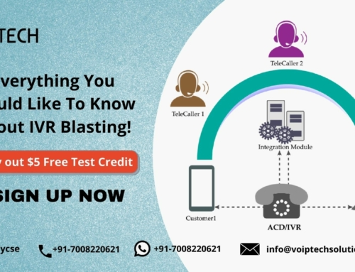 Everything You Would Like To Know About IVR Blasting!