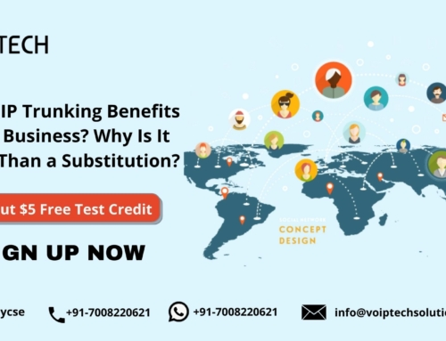 How SIP Trunking Benefits Your Business? Why Is It More Than a Substitution?